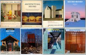 100 Houses Architecture Magazine USModernist Teams With Architectural Record To Provide Access To