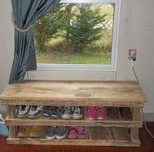 Bench Shoe Storage by Rustic Entryway Bench Shoe Storage Rustic Entryway Bench Storage