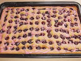 calisto s kirsch mandel kuchen