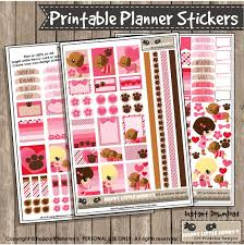 PUPPY PLANNER STICKERS