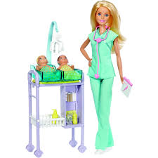 Barbie Careers Play Set Assorted BIG W