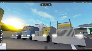 100 Ultimate Semi Trucks ROBLOX NEW SEMIS TRUCKS ULTIMATE DRIVING UPDATE PT 2 YouTube