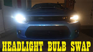 2016 charger pack headlight bulb