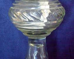 Wolfard Hand Blown Glass Oil Lamps by Hand Blown Glass Oil Lamp Wolfard Oil Lamp 9 Lamp