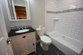 Tiling A Bathtub Surround by Basement Tiled Tub Surrounds Basement Masters