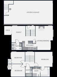 3 Bedroom Townhouses For Rent by 3 Bedroom Townhomes The Row Townhomes 2 U0026 3 Bedroom Townhomes