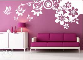 Diy Wall Painting Technique Ideas