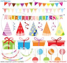 Party Banner Free Clipart