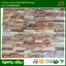 pour mur exterieur extérieur décoratif mur de ardoise pierres pour mur