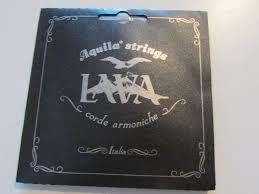 aquila aq u ls 117u lava series ukulele set gcea baritone high g