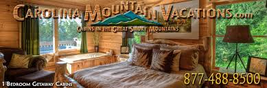 One Bedroom Apartments In Wilmington Nc by Romantic Getaway Nc Mountain Log Cabins Rentals 1 Bedroom Managed