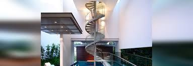 100 Hyla Architects HYLA Architects Arranges Singaporean Home Around Spiral Staircase