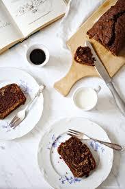 bananen schokoladenkuchen der besonders fluffigen