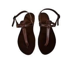 dark chocolate brown t strap sandals women t straps