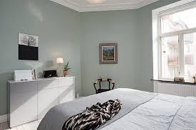 peinture mur chambre tonnant chambre vert d eau design paysage appartement in