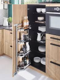 stauraum ideen für kleine küchen bauen