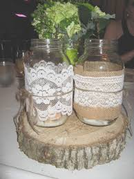 Wedding Table Mason Jar Centerpieces Lovely Daily Dose Of Joy Easy Adorable And A Story