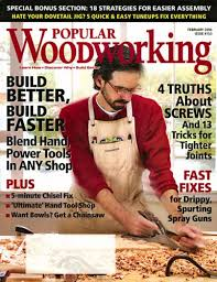 Practical Woodworking Magazine Download by Popular Woodworking Print Kindle Amazon Com Magazines