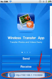 Transfer s from iPhone to Mac Over Wifi