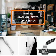 100 Urban Art Studio Tattoo Arnhem Ink