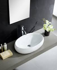 Fine Fixtures Modern Ceramic Oval Vessel Bathroom Sink & Reviews ... Modern Sinks With Mirror In Public Toilet Stock Photo Picture And 10 Amazing Modern Bathroom Sinks For A Luxurious Home Bathroom Art Design Designer Vessel Modo Bath Illustration Of Floating Vanity Ideas Every Real Simple Arista Sink By Wyndham Collection Ivory Marble Free Designer Vesel Drop Finishes Central Arizona Porcelain Above Counter White Ceramic 40 Double Vanities Lusso Encore Wall Mounted Unit 1200