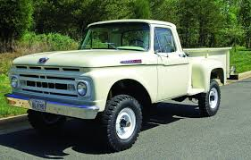Four Score - 1961 Ford F-250 | Cool Stuff | Ford Trucks, Ford, Trucks 1961 Fordtruck 12 61ft2048d Desert Valley Auto Parts Rboy Features Episode 3 Rynobuilts Ford Unibody Pickup F100 Shortbed Big Back Window Pinterest C Series Wikipedia F600 Grain Truck Item J7848 Sold August Ve Truck Ratrod Hot Rod Custom F 100 Black Satin Paint From Keystone Photo 1 Dc3129 June 20 Ag Ford Swb Stepside Pick Up Truck Tax Four Score F250 Cool Stuff Trucks Trucks E