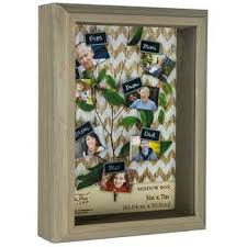 5 X 7 Barnwood Shadow Box Display Case