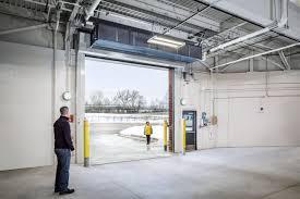 Berner Air Curtain Arc12 by Hazardous Location Series Berner