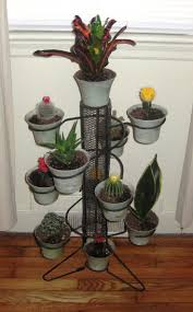 Patio Plant Stand Uk by 143 Best Vintage Plant Stands Images On Pinterest Plant Stands