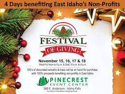 Fred Meyer Christmas Trees by Biz Buzz Festival Of Trees Food Drives And More East Idaho News