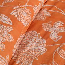 Black 5 Piece Handmade Sari Duvet Cover Set With Pillow Covers Euro Sham