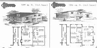 100 Tri Level House Designs Floor Plans With Regard To Plans 1970s