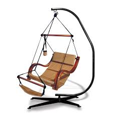 best rest hammock hanging chair with c frame stand