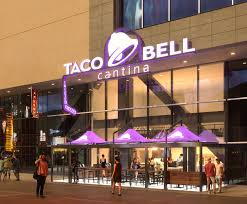 Taco Bell Cantina Opening in Las Vegas