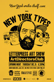 New York Types Letterpress Exhibit Brings Voices To Print