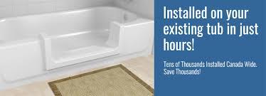 Bathtub Refinishing Training In Canada by 4 Bathtub Cutout Options To Choose From By Imperial Bathrooms