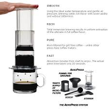 Aeropress Coffee And Espresso Maker Image Detail