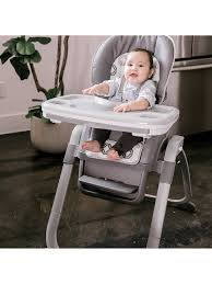 High Chair Ingenuity SmartServe 4-in-1 High Chair With Swing ...