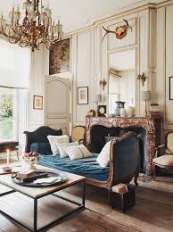 29 Luxurious Parisian Style Home Decor The Master of Harmonious