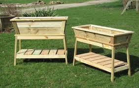 Pallet Vegetable Garden Box