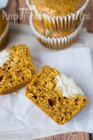 Libbys Pumpkin Muffins Cake Mix by Pumpkin Cream Cheese Muffins Copycat Recipe Crazy For Crust