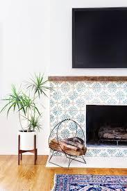 Batchelder Tile Fireplace Surround by 111 Best Home Fireplace Ideas Images On Pinterest Haciendas