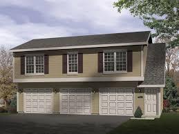 Sidney Apartment Garage Plan 058D 0137
