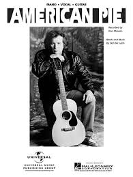 Don Mclean Empty Chairs Tab by American Pie Sheet Music Direct