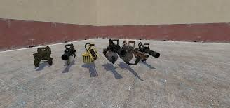 Tf2 Iron Curtain Stats my gmod tf2 minigun collection by trainguy112 on deviantart