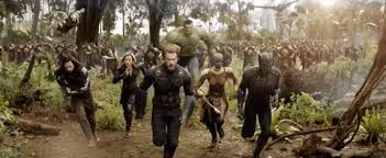 Saw Bucky Running Around With Captain America In The Avengers Infinity War Trailer And It Sets Up A Huge Plot Point That Were Fairly Certain Is Going