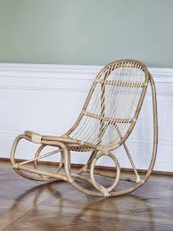 The Est Edit: Rocking Chairs | Objects | Est Living Italian 1940s Wicker Lounge Chair Att To Casa E Giardino Kay High Rocking By Gloster Fniture Stylepark Natural Rattan Rocking Chair Vintage Style Amazoncouk Kitchen Best Way For Your Relaxing Using Wicker Sf180515i1roh Noordwolde Bent Rattan Design Sold Mid Century Modern Franco Albini Klara With Cane Back Hivemoderncom Yamakawa Bamboo 1960s 86256 In Bamboo And Design Market Laze Outdoor Roda