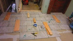 Versabond Thinset For Porcelain Tile by Kitchen Porcelain Tile Installation Design Build Reside