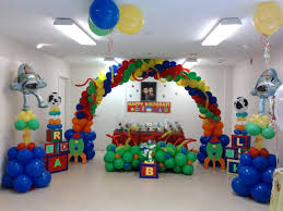 Birthday Decorating Ideas Impressive Toy Story Theme For A Party At Home Your Inspirations Room Decor In Box