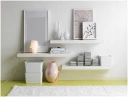 Ikea White Floating Wall Shelves Office Shelf View In